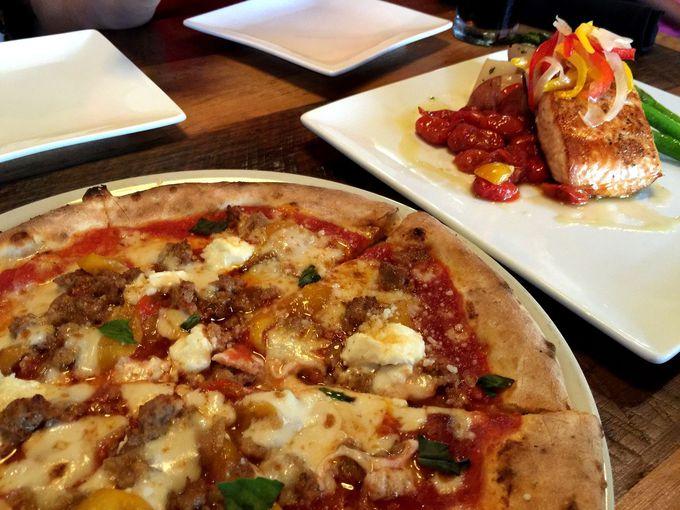 ピザ好きなら行くべき「CRUST(クラスト)」
