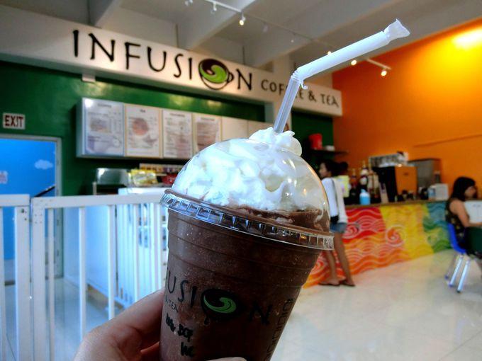 グアムで大人気のカフェ「INFUSUON(インフュージョン)」も併設!