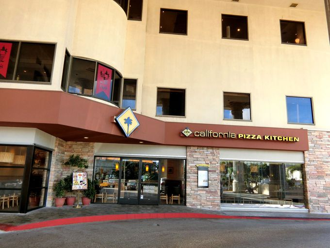 カリフォルニア・ピザ・キッチンはこんなとこ!