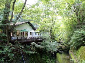 春夏秋冬どれが好き?秩父のカフェ「ジェラテリアHANA」は自然に囲まれた隠れ家