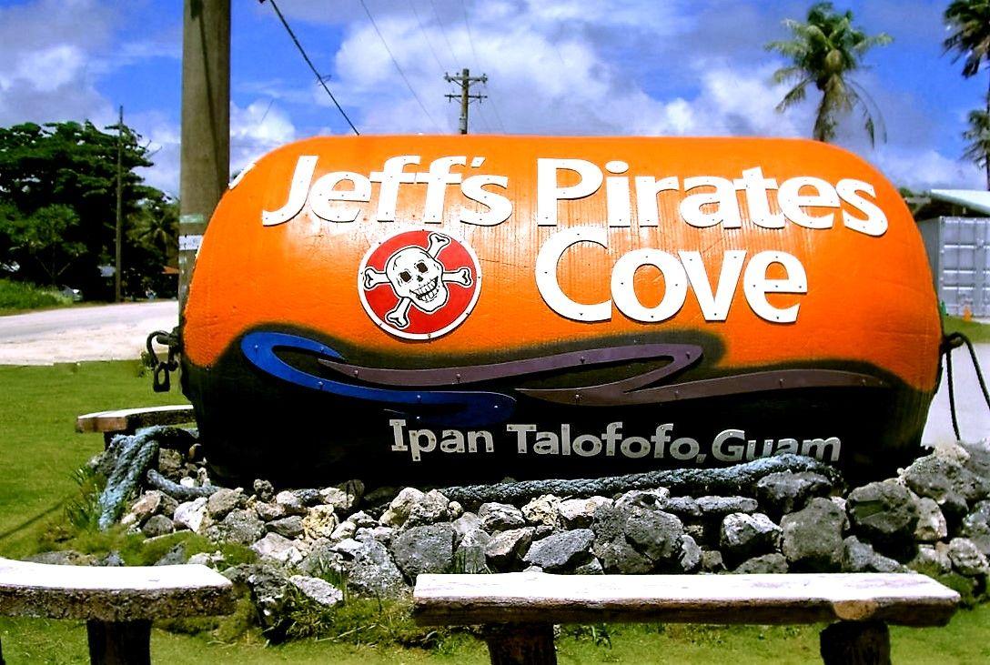 8.Jeff's Pirates Cove(ジェフズパイレーツコーブ)