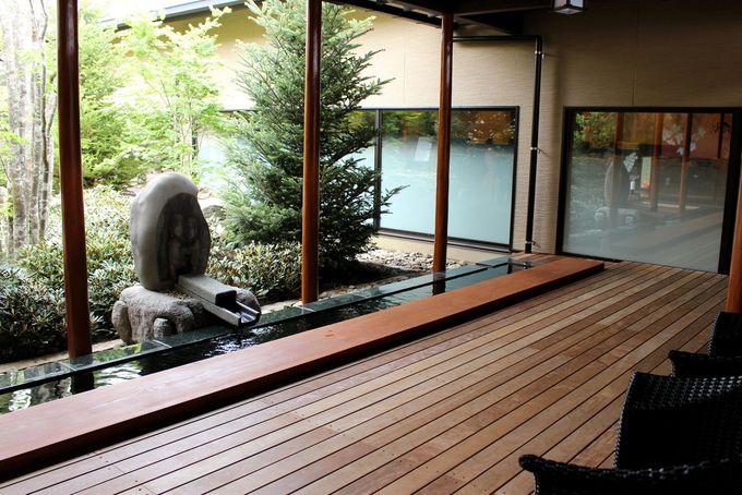 テナントのみの利用も可能な「花湯スパリゾート」
