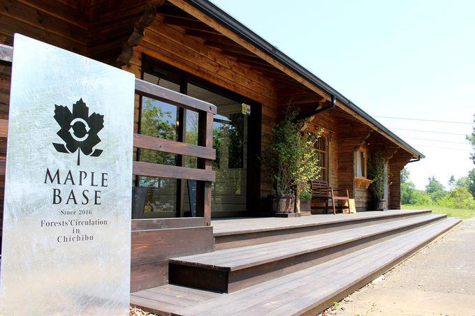 日本で唯一のシュガーハウス「メープルベース」