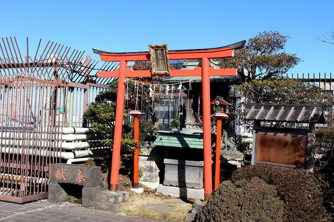 隠れパワースポット「民部稲荷神社」で足腰健康祈願!