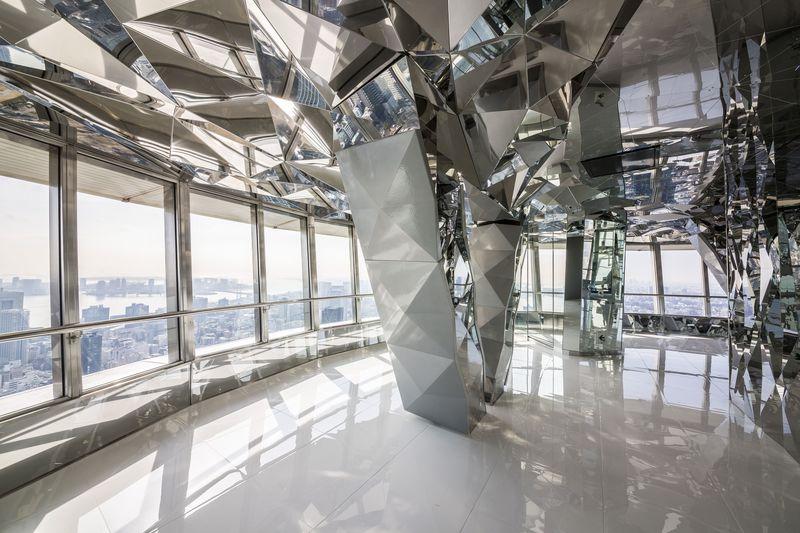 東京タワー特別展望台がリニュー...