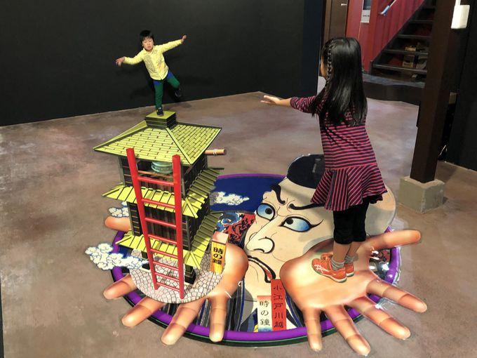 """""""小江戸川越オリジナル作品""""で川越観光の思い出作り"""