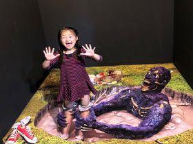 小江戸川越の新名所「トリック3DアートinCOEDO」でアリエナイ世界が現実に!?
