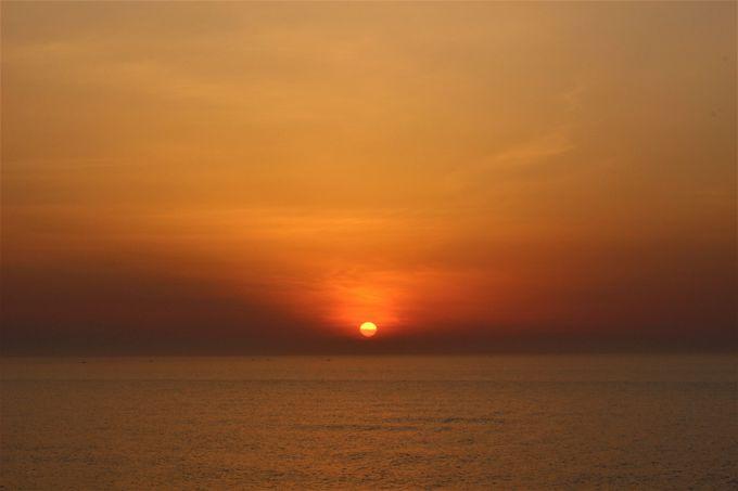 絶対見たい!銚子「犬吠埼」の日の出