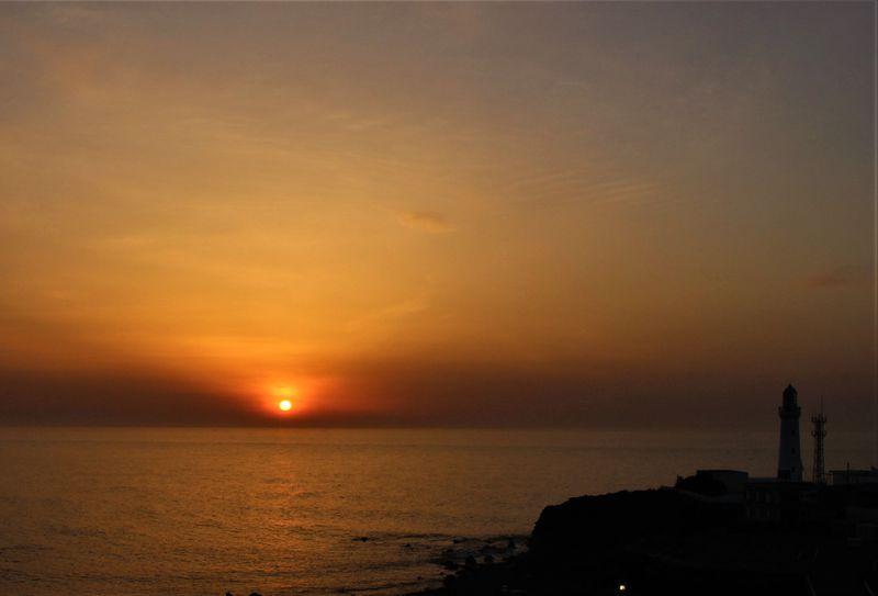 銚子の日の出でパワーチャージ!「絶景の宿 犬吠埼ホテル」