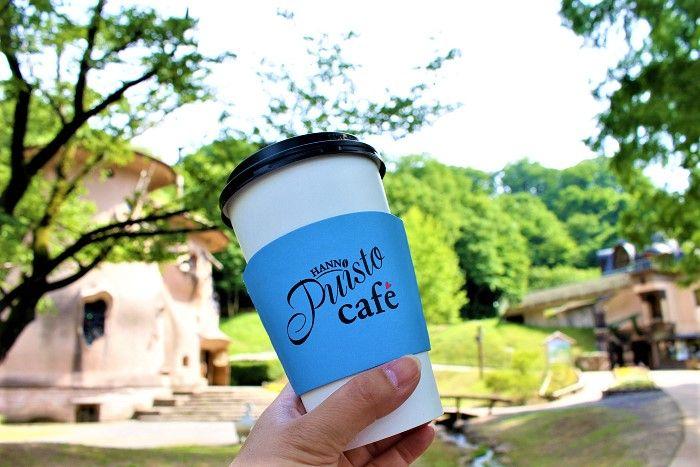 北欧感いっぱいのカフェタイムを楽しめる!