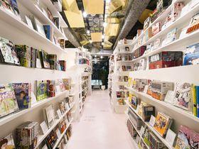 ひたすらマンガ体験!神保町「MANGA ART HOTEL, TOKYO」