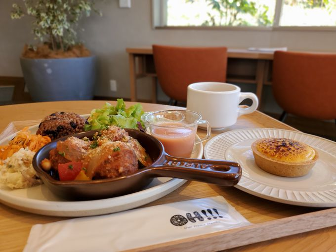 野菜×乳酸菌×米糀の発酵デリカフェ「Piene Cafe」