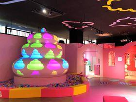 東京・お台場に降臨!「うんこミュージアム TOKYO」はMAXうんこカワイイ