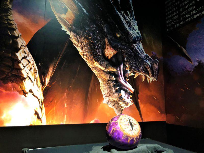 横浜で体感するゲームの世界「モンスターハンター15周年展」