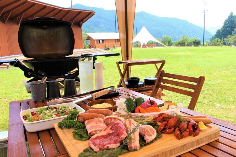 飯能「ノーラ名栗」誕生!北欧風BBQやサウナで過ごす贅沢時間