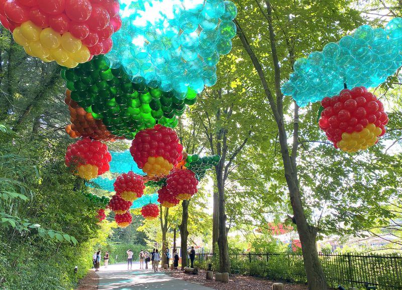 フォトコンも開催!ムーミンバレーパーク ハーベストで秋を楽しもう!
