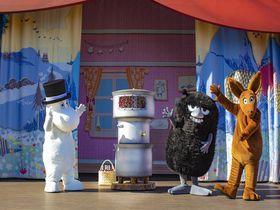 ムーミンバレーパーク2周年は「SPRING FESTIVAL」でスタート!