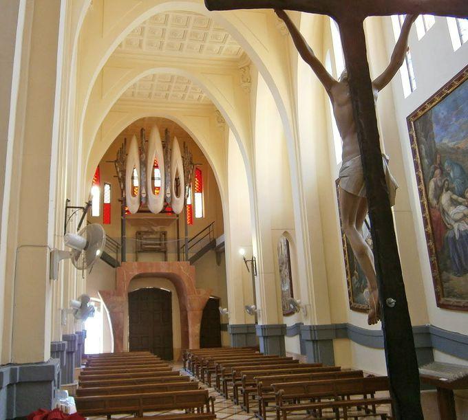 ノベルダとゆかりある教会