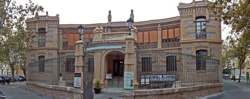 スペイン・バレンシアの極楽温泉!「バルネアリオ・ラ・アラメダ」