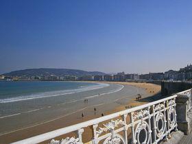 スペイン一優雅!サン・セバスティアンの「コンチャ海岸」