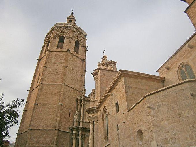 バレンシアのシンボル「ミゲレテの塔」