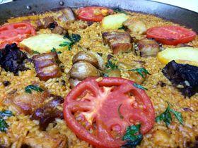スペイン・バレンシアの「カサ・ロベルト」で米料理を満喫!