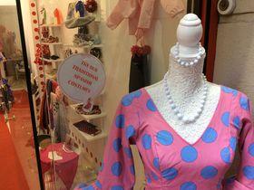 あなたもスペイン女性に変身!バレンシアの店「オラ・スペイン」