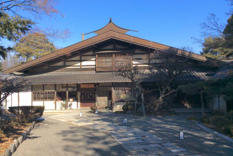 信州安曇野「蔵久」の築200年の屋敷で花林糖を味わう!