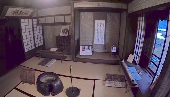 鴻山の隠宅は江戸時代の文化サロン!