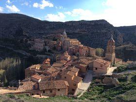 スペインの美しい村「アルバラシン」で中世にタイムスリップ!