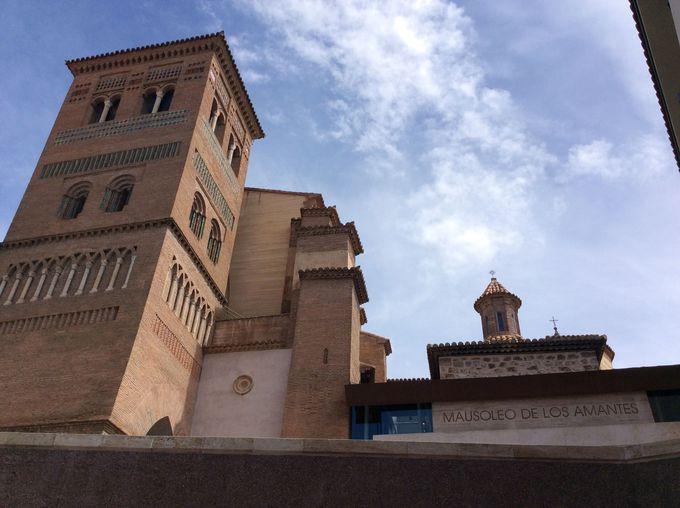 「サン・ペドロの塔」はスペイン版ロミオとジュリエットの教会付随