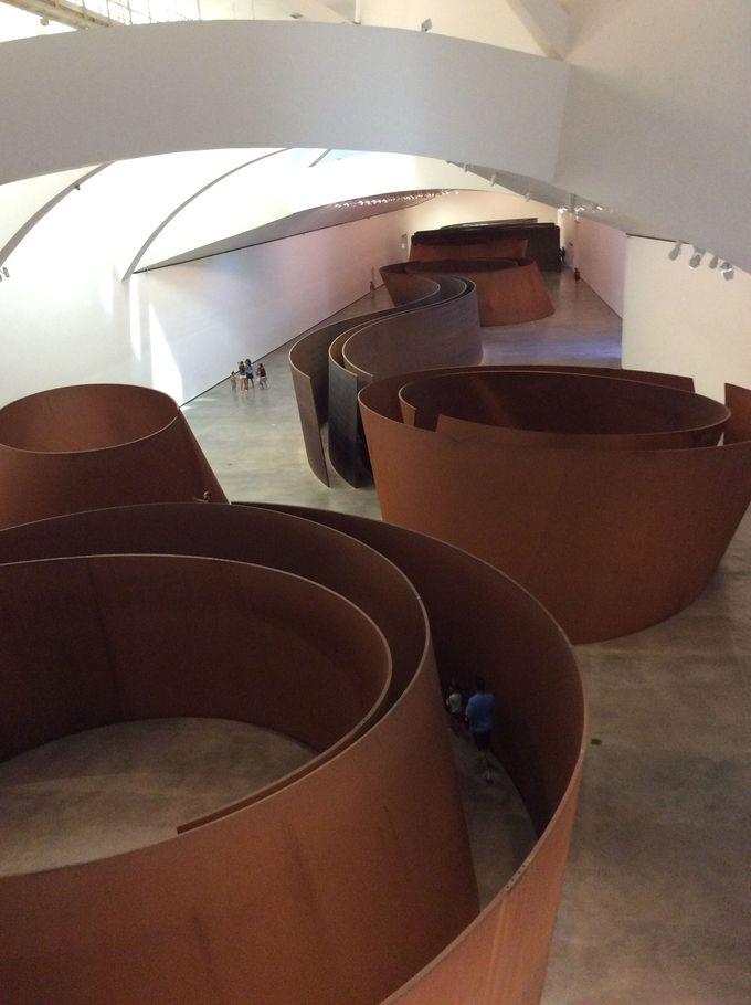1.グッゲンハイム美術館/ビルバオ