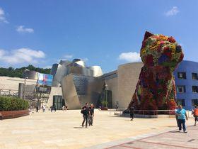 スペイン北部最大都市「ビルバオ」で洗練された近代芸術を体感!
