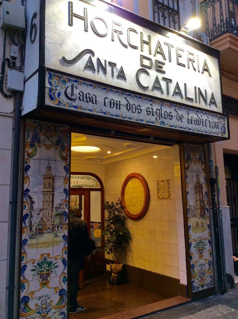 バレンシアの老舗カフェ「サンタ・カタリーナ」でまったり過ごすスペイン時間!