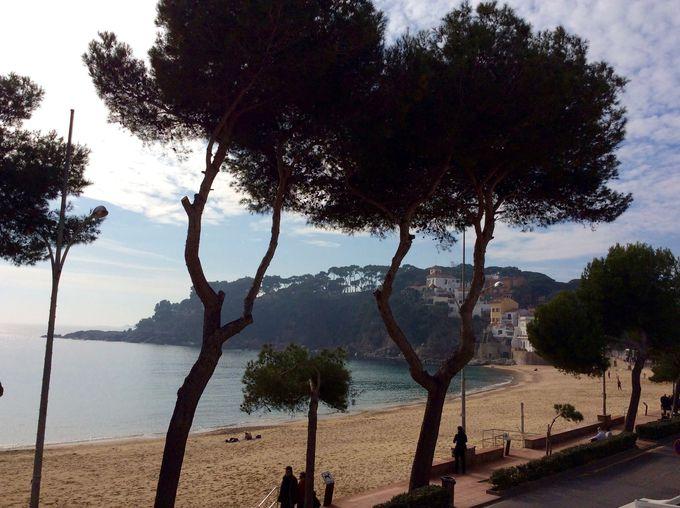 地中海をいつでも近くから眺められる幸福感