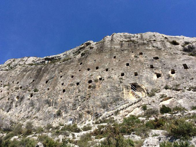 驚異のムーア人の洞窟