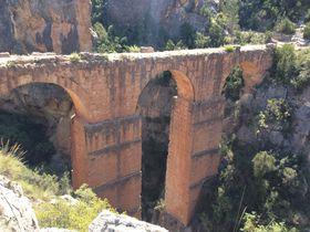 ガイドブックに載らない重要遺跡「チェルバの水道橋/ペニャ・コルターダ」(スペイン)