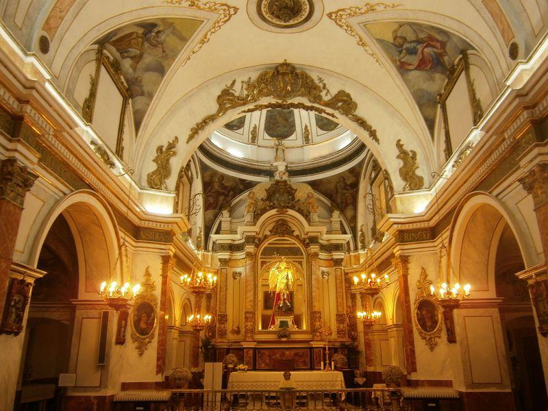 スペイン東部最強パワースポット!リリアの「サン・ミゲル修道院」