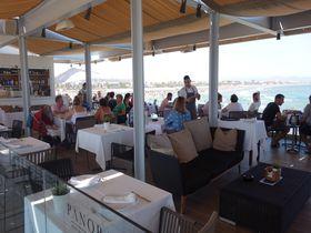 スペイン・バレンシアの海が眺められるレストラン「パノラマ」