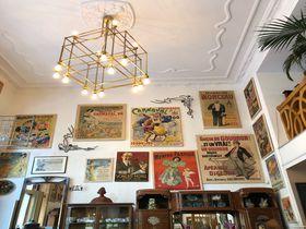 ブダペストの隠れ家カフェ「ハウス・オブ・ハンガリアン・アール・ヌーボー」