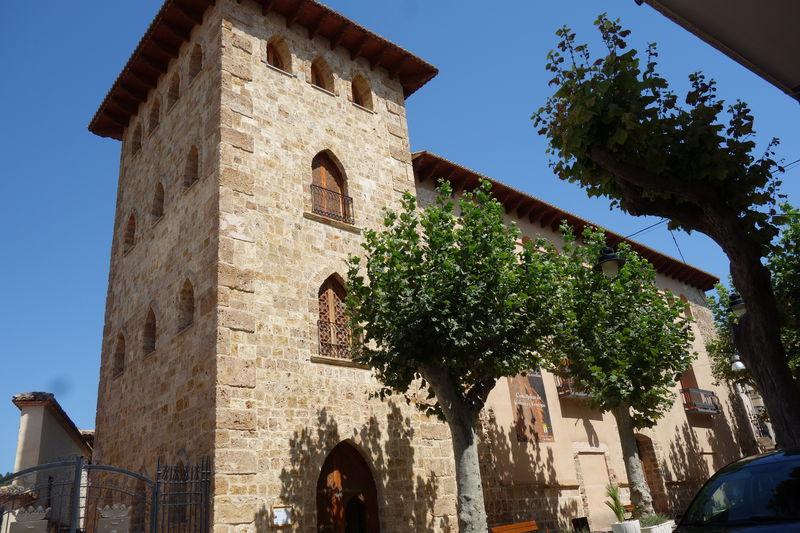 バレンシアの小アルハンブラ宮殿「アンナのセルベヨン侯爵宮殿」