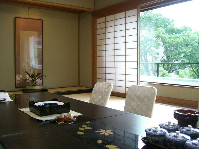二間続きの大部屋和室は三世代旅行に!