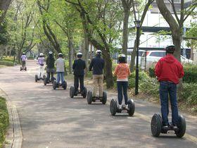 『ロボットの街つくば』限定!セグウェイシティツアー!