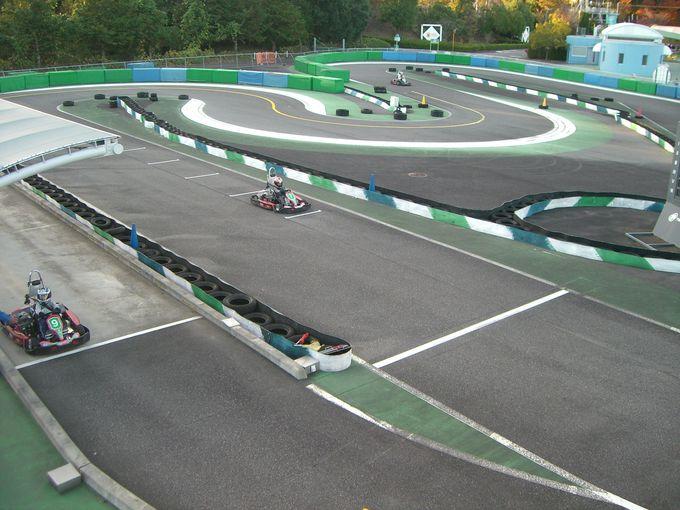 モータースポーツの世界を体験!