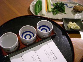 筑波山・稲葉酒造場の酒蔵レストラン「KURA」で利き酒ランチ♪