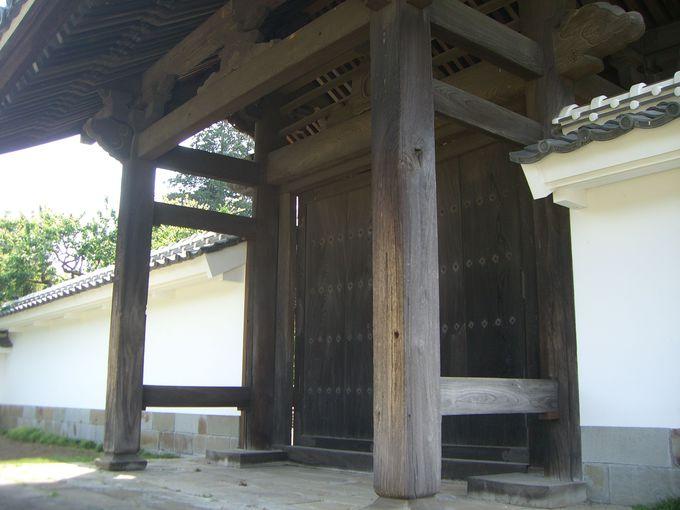 弾痕の残る重要文化財!日本遺産・弘道館「正門」!