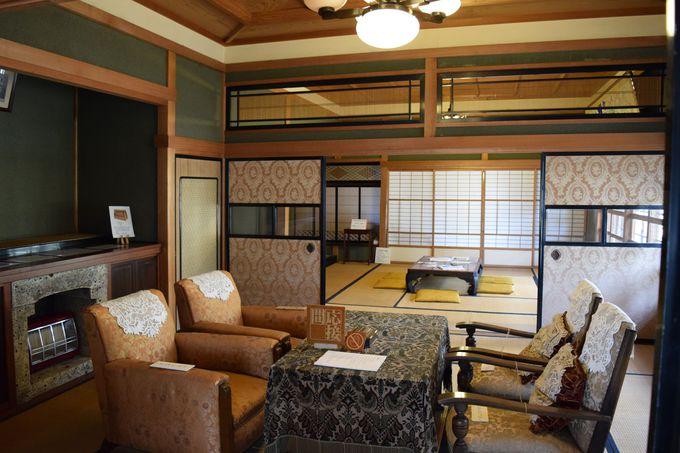 昭和の生活空間を体現する「矢中の杜」は一見の価値あり!