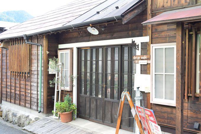 そのままの気分でdaigo cafe(ダイゴカフェ)へ