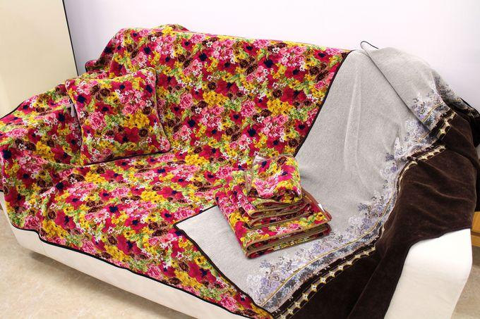 ゴージャスなだけではない温もりある風合いと織りの美しさ