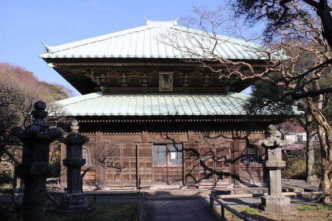 禅宗様と和様を組み合わせた折衷様式の建築は必見